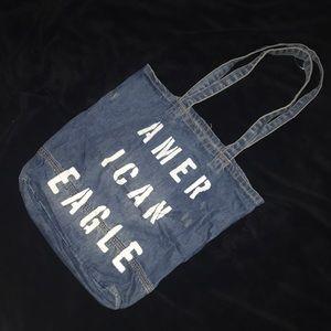 AE jean bag